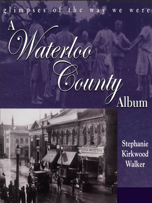 Cover of A Waterloo County Album