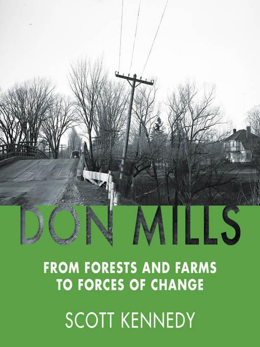 Title details for Don Mills by Scott Kennedy - Wait list