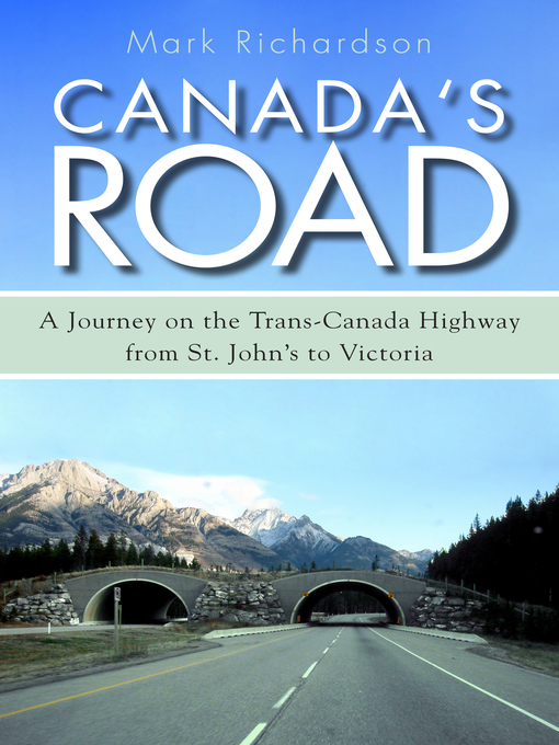 Cover of Canada's Road