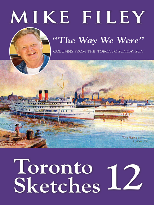 Title details for Toronto Sketches 12 by Mike Filey - Available