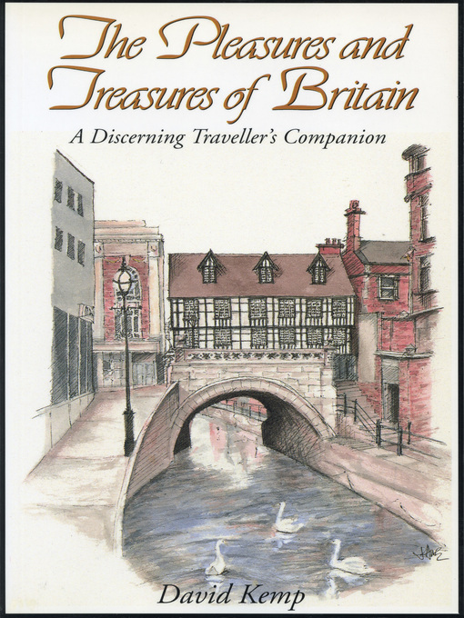 Cover of The Pleasures and Treasures of Britain