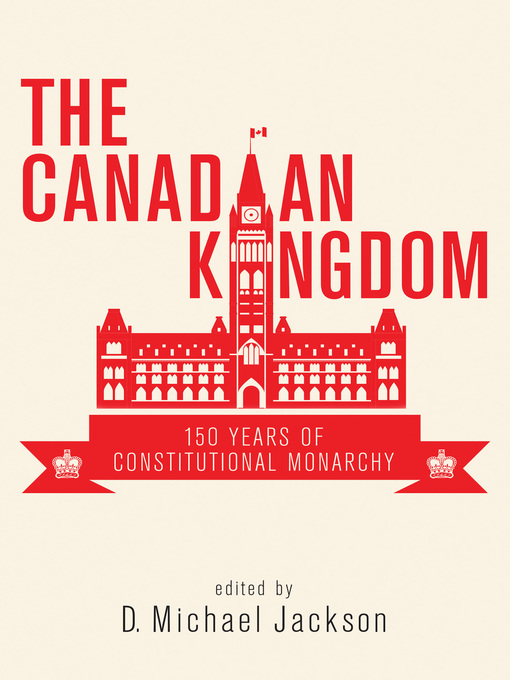 Cover of The Canadian Kingdom