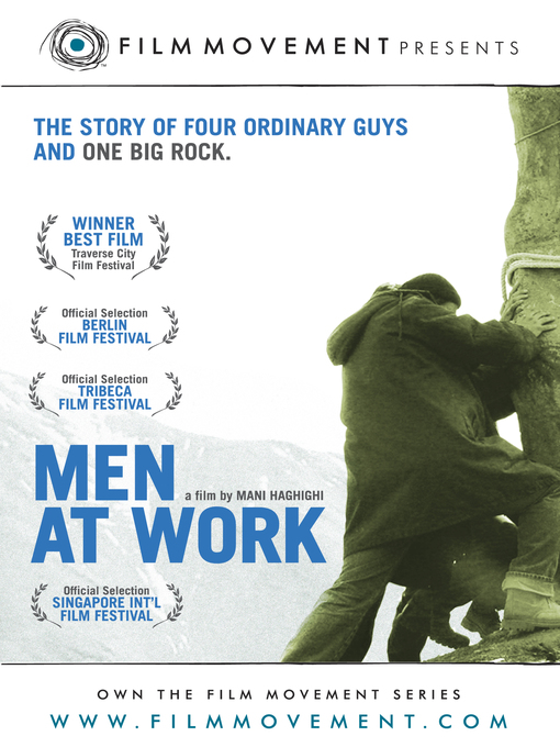 Title details for Men at Work by Mani Haghighi - Wait list