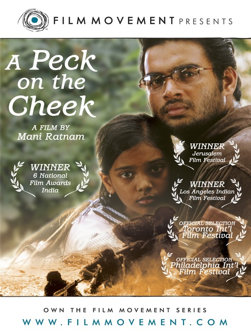 Cover of A Peck on the Cheek