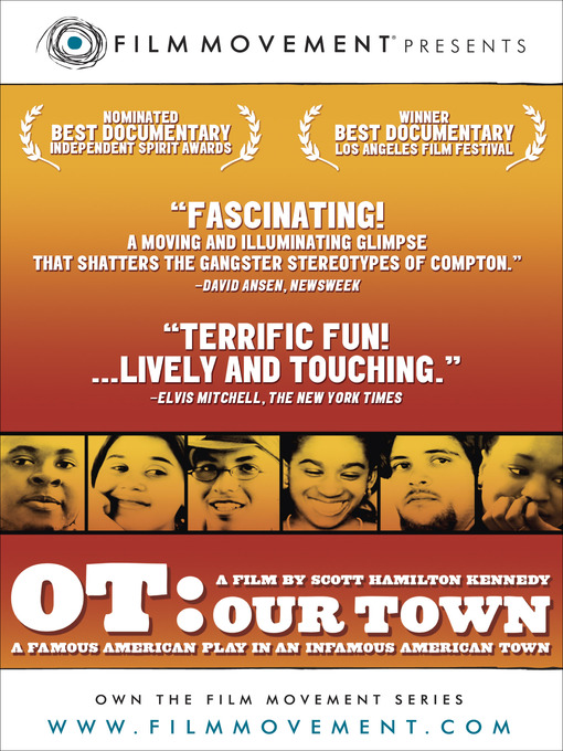 Cover of OT: Our Town