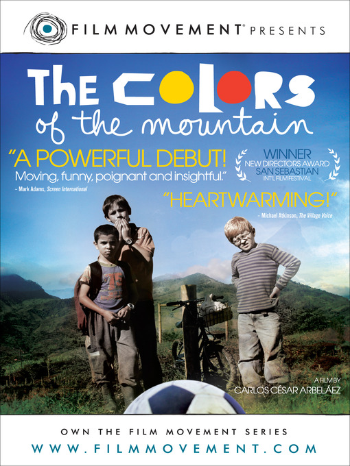 Cover of The Colors of the Mountain