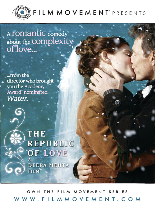 Cover of The Republic of Love
