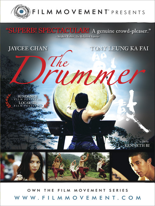 Cover of The Drummer