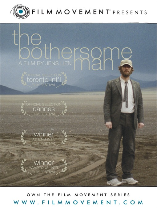 Cover of The Bothersome Man