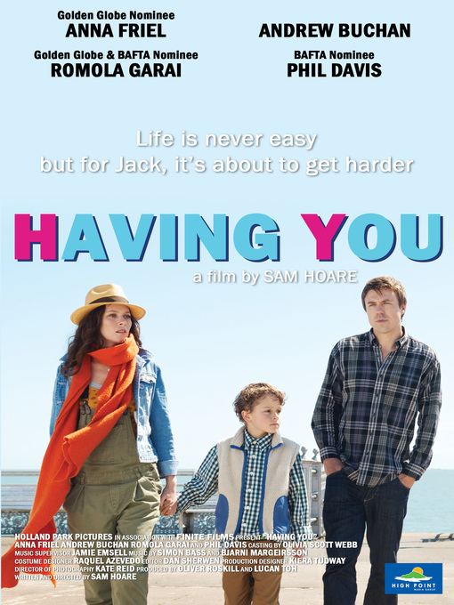 Title details for Having You by Sam Hoare - Available