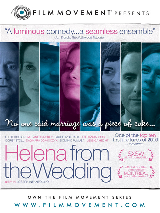 Cover of Helena from the Wedding