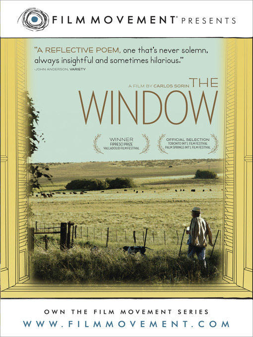 Title details for The Window by Antonio Larreta - Available