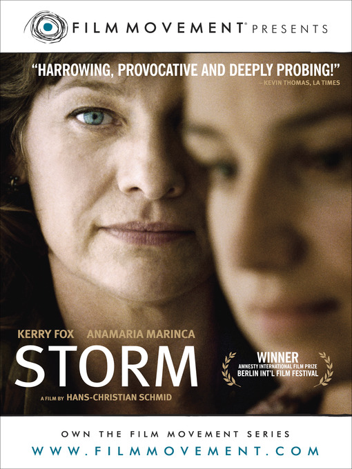 Cover of Storm