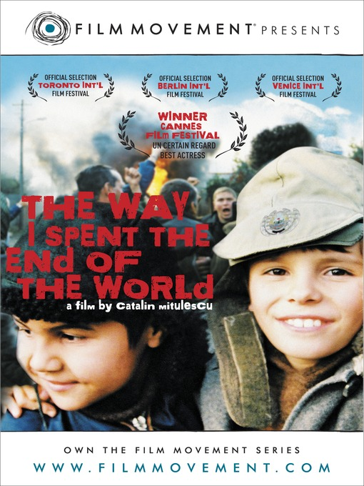 Cover of The Way I Spent the End of the World