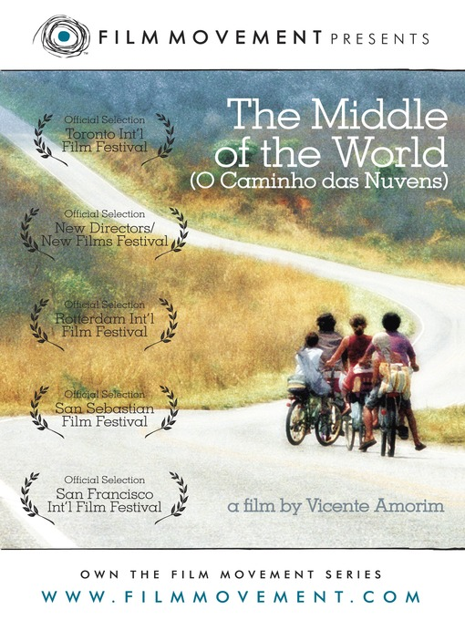 Cover of The Middle of the World