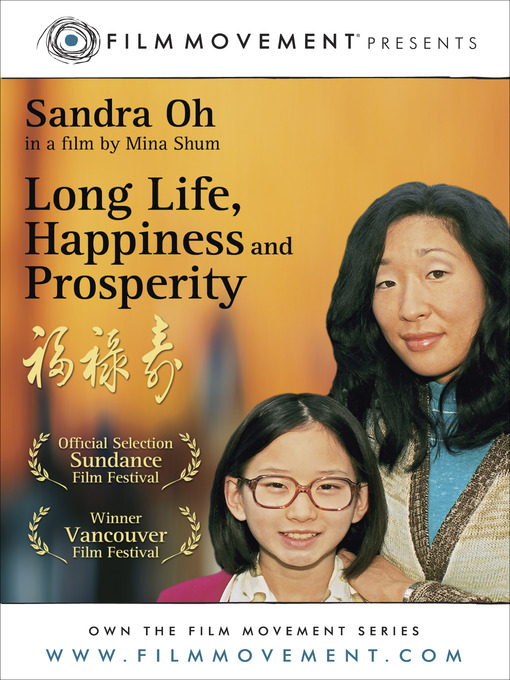 Title details for Long Life, Happiness & Prosperity by Sandra Oh - Available