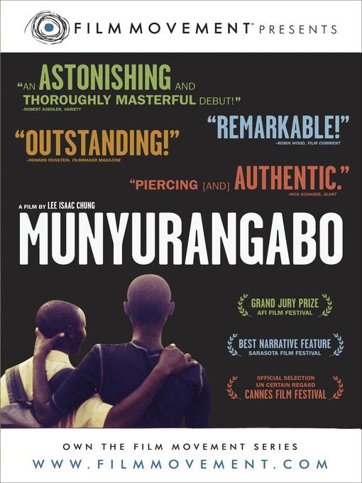 Title details for Munyurangabo by Jeff Rutagengwa - Available