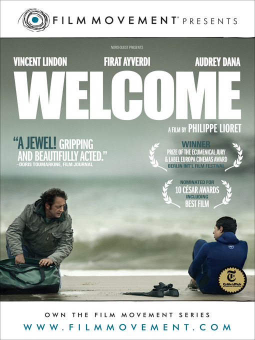 Cover of Welcome