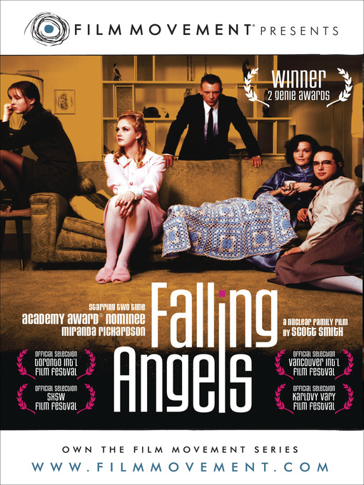 Cover of Falling Angels