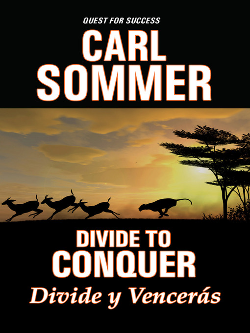 Title details for Divide To Conquer / Divide y Vencerás by Carl Sommer - Available
