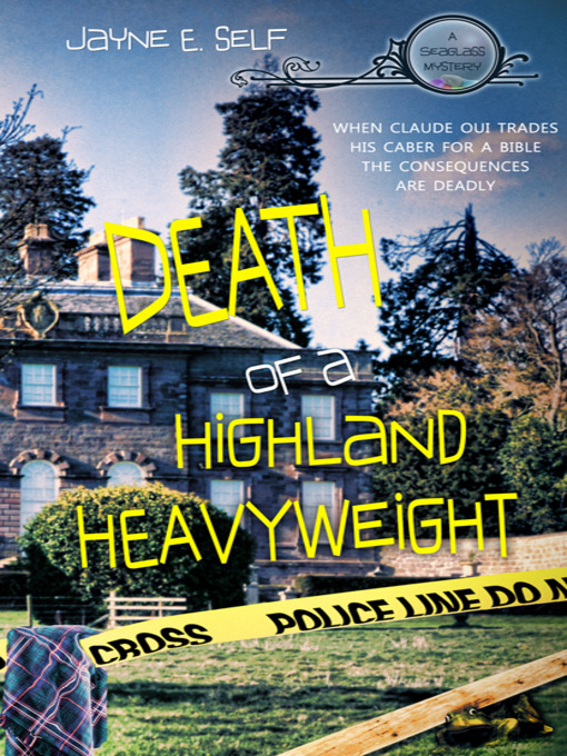 Cover of Death of a Highland Heavyweight
