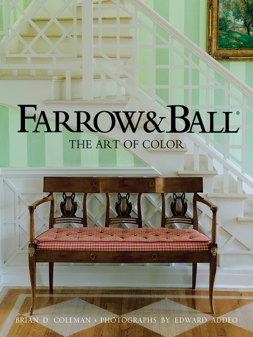 Title details for Farrow & Ball by Brian Coleman - Available