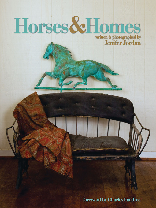 Title details for Horses & Homes by Jenifer Jordan - Available