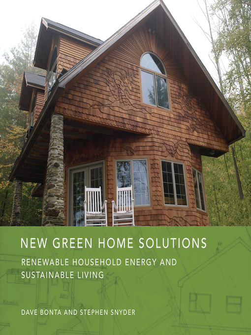 Cover of New Green Home Solutions