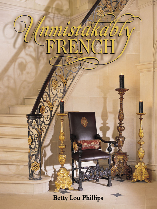 Title details for Unmistakably French by Betty Lou Phillips - Available