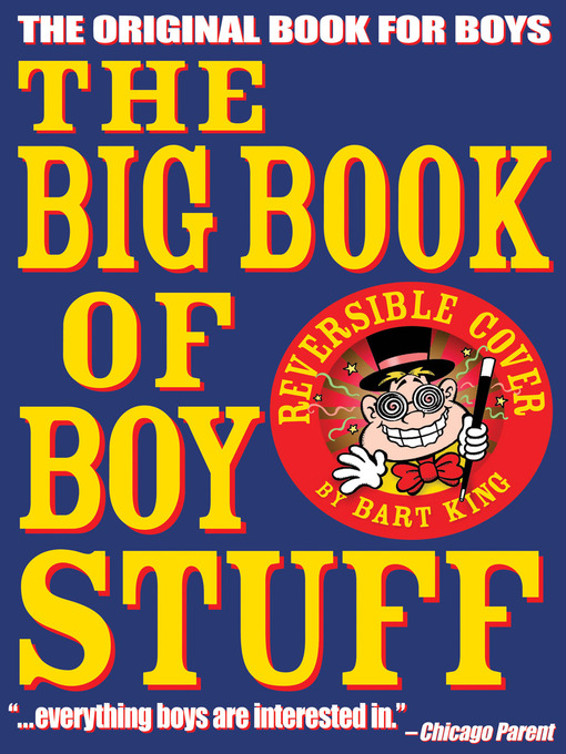 Title details for The Big Book of Boy Stuff by Bart King - Wait list