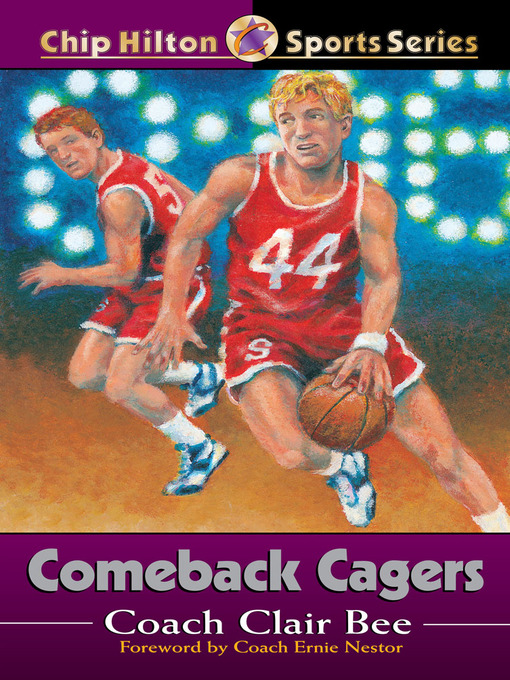Title details for Comeback Cagers by Clair Bee - Available