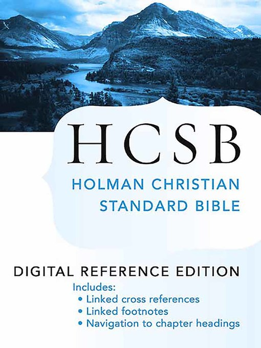 Title details for The Holy Bible by Holman Bible Publishers - Available