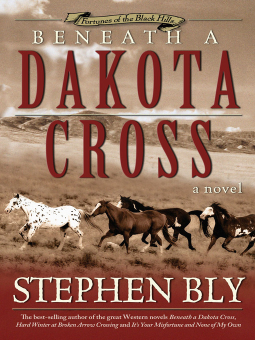 Title details for Beneath a Dakota Cross by Stephen A. Bly - Available