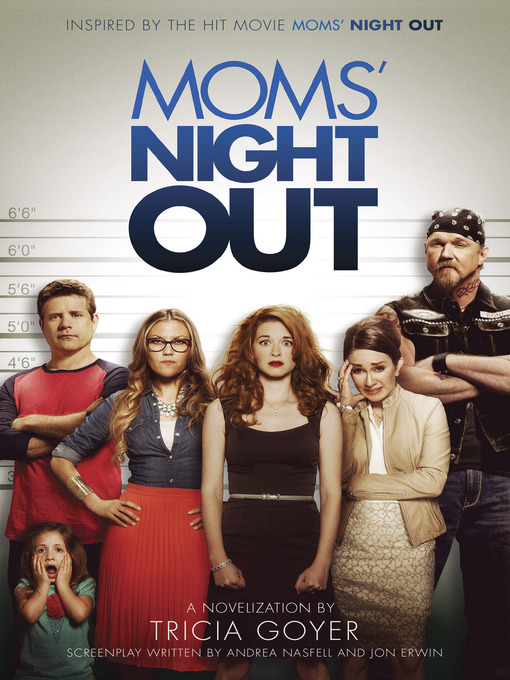 Title details for Moms' Night Out by Tricia Goyer - Wait list