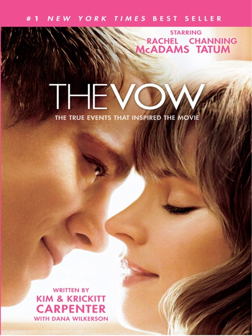 Title details for The Vow by Kim Carpenter - Wait list