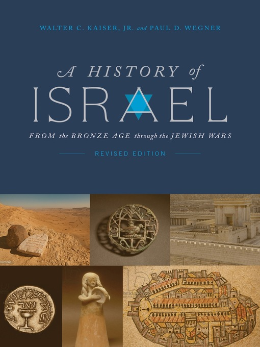 Title details for A History of Israel by Walter C. Kaiser, Jr. - Wait list