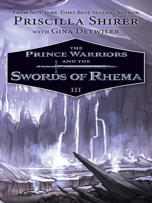 Cover of The Prince Warriors and the Swords of Rhema