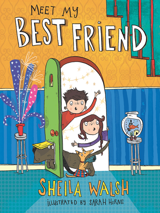 Title details for Meet My Best Friend by Sheila Walsh - Available