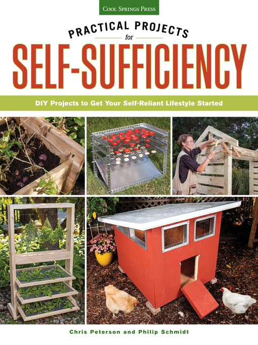 Title details for Practical Projects for Self-Sufficiency by Chris Peterson - Available
