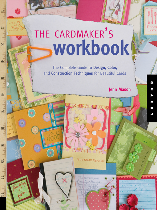 Title details for The Cardmaker's Workbook by Jenn Mason - Wait list