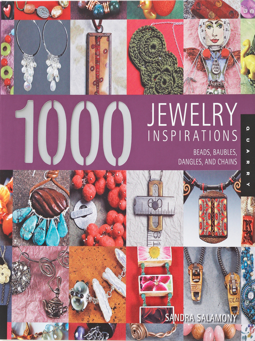 Title details for 1,000 Jewelry Inspirations by Sandra Salamony - Available