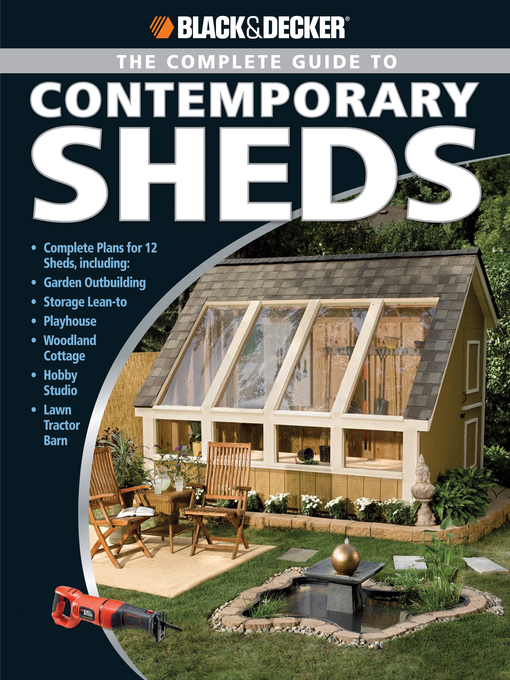 Title details for The Complete Guide to Contemporary Sheds by Phillip Schmidt - Wait list