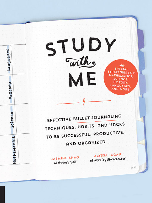 Title details for Study with Me by Jasmine Shao - Wait list