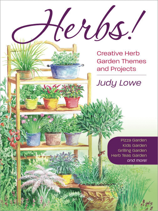 Title details for Herbs! by Judy Lowe - Available