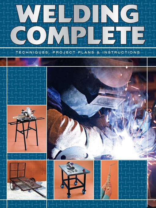 Title details for Welding Complete by Editors of CPi - Available