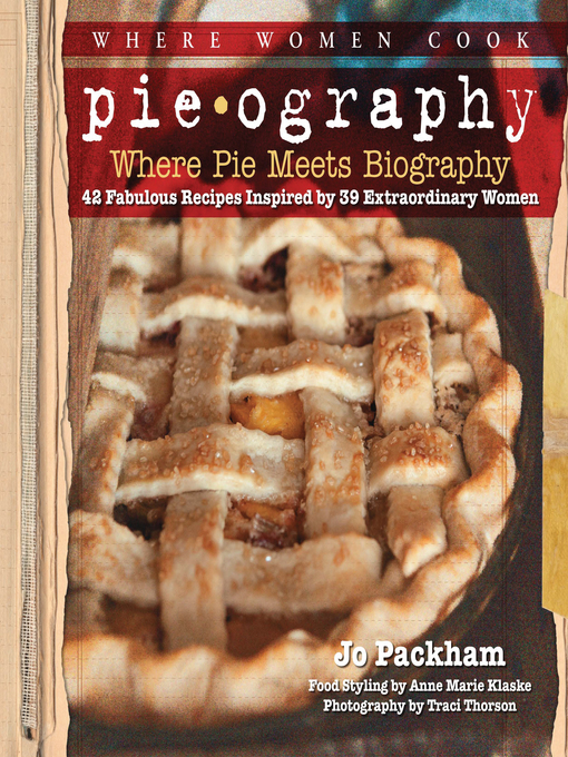 Title details for Pieography by Jo Packham - Available