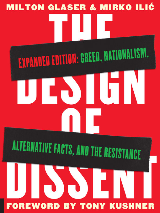 Title details for The Design of Dissent by Milton Glaser - Available