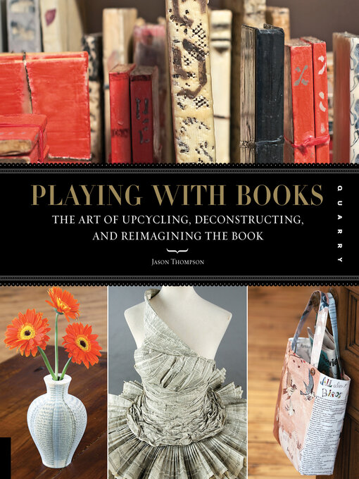 Title details for Playing with Books by Jason Thompson - Available