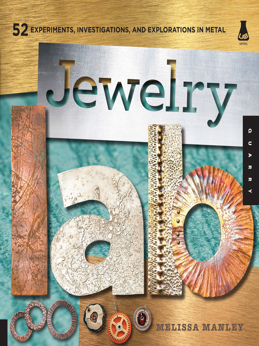 Title details for Jewelry Lab by Melissa Manley - Wait list