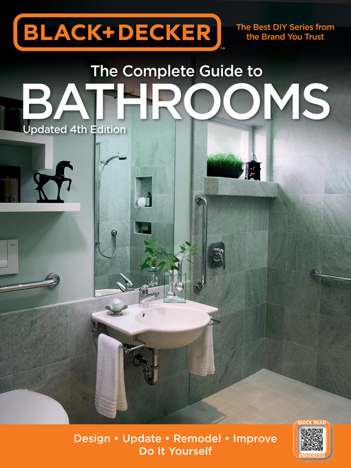 Title details for Black & Decker The Complete Guide to Bathrooms by Editors of Cool Springs Press - Available